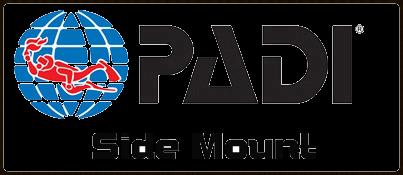 logo padi sidemount